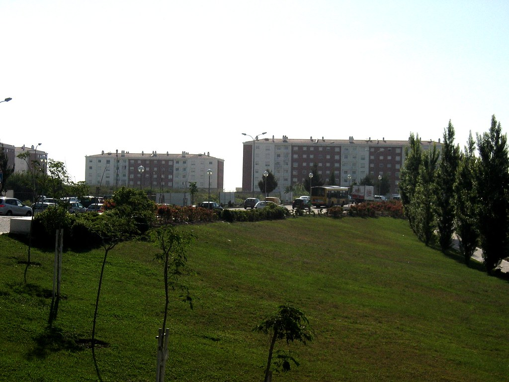 trânsito motorizado - 1 (7 Maio 2009)