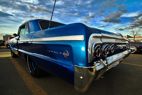 64 Impala Ss Lowrider