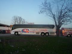 Coach Canada - Prévostcar H345 (genereu) Tags: bus montréal autobus motorcoach autocar coachcanada h345 préostcar