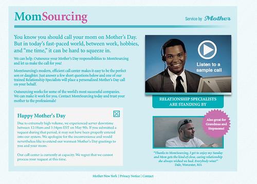 MomSourcing