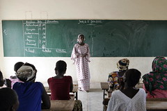 Women in Rural Community of Senegal Attend Classes