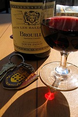 Start med at drikke vin