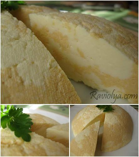 Фото домашний сыр by raviolya.com.