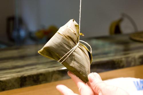 wrapping zong zi 8