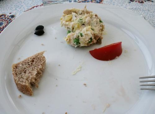 alle elsker salad olivier