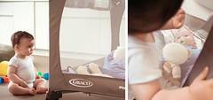 the baby princess is not well (sesame ellis) Tags: twins diptych mykids sick racheldevine wwwracheldevinecom