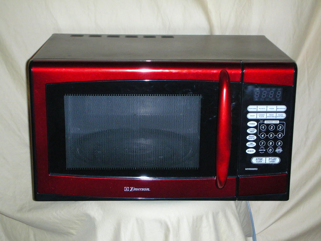 Emerson Red Microwave Red Microwave Brackets For Microwave