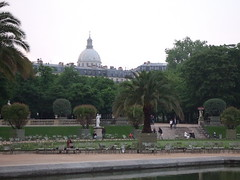 Paris_Jardin_Luxembourg_(15) (Paris 06 Luxembourg, Île-de-France, France) Photo