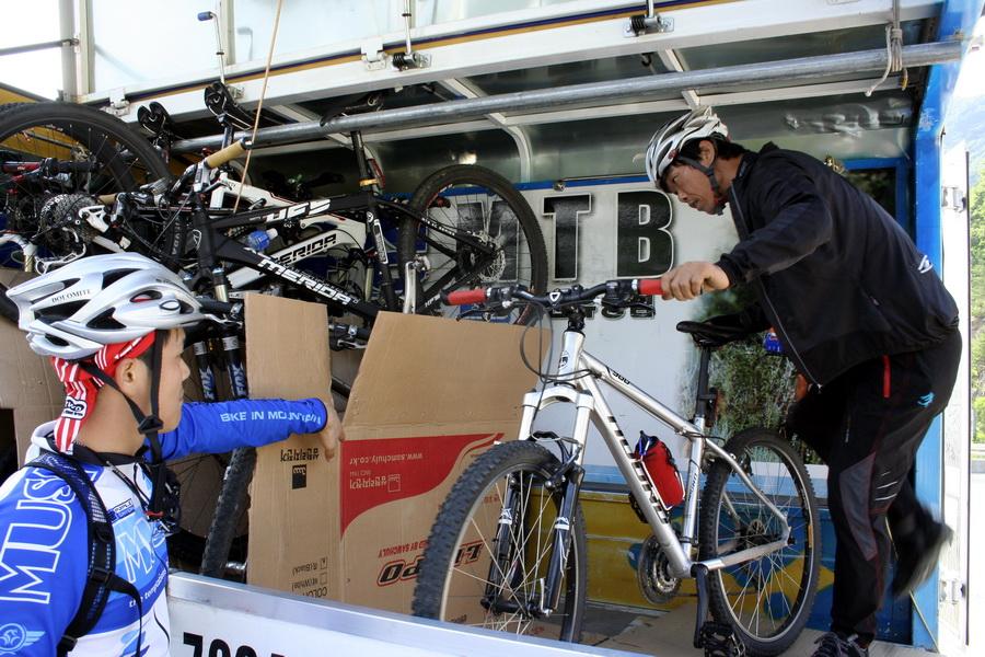 Trucking bikes