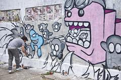 Street Delivery 19 (Alexandru - Nistor) Tags: urban romania bucuresti arthurverona streetdelivery ateliere