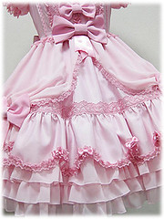 Princess of Dreams set (pink) (Lovely little pony) Tags: stock lolita angelicpretty