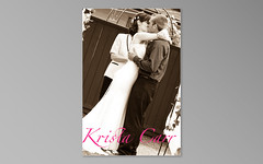 You may kiss the bride (kristanza_carr) Tags: wedding june groom bride kiss marriage husband wife firstkiss