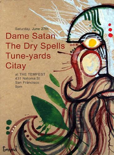 Dry Spells Poster 2