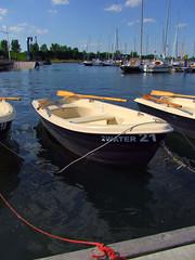 Stille  , Explored 21.06.09 #451 (Claudi2009) Tags: ausflug ausflugsziel steg schiffe boote wasser see bitterfeld goitzsche frühling bernsteinpronenade ruderboot paddel