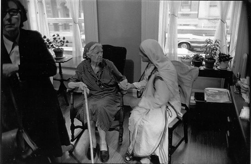 Dorothy Day and Mother Teresa