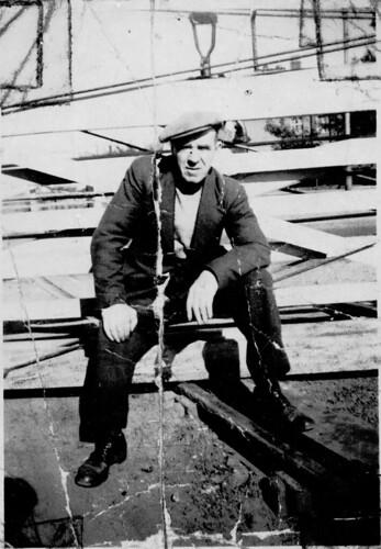 Grandad Wallace, 1949