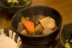 100424夕飯:煮物 (by mersy)