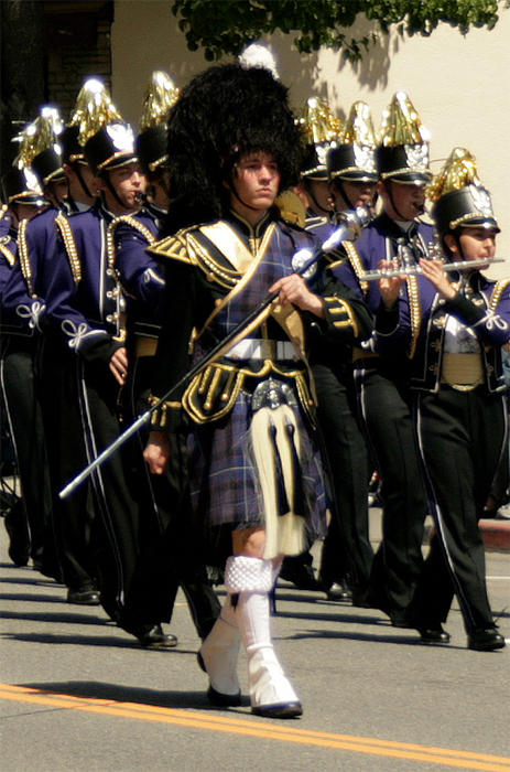 PHS Drum Major