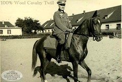 German Officer On horse Back (Make Oxygen... Kill Co2...Plant More Trees) Tags: