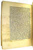 Page of Text with Marginal Annotations from 'Cosmographia'