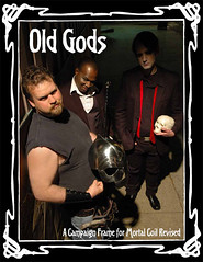 Old Gods: A Campagin Frame for Mortal Coil