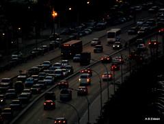 (   - Amira B.Eldeen) Tags: cars night cairo  egypt