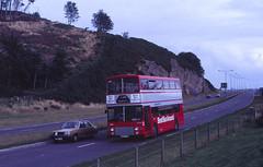 Highland Scottish J364 B892UAS North Kessock (Guy Arab UF) Tags: bus buses north transport group scottish renault highland alexander 18 1985 leyland olympian r18 kessock onlxb1r j364 b892uas
