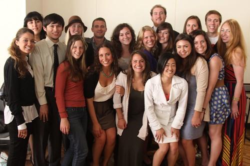 Spring 2011 BAIS graduations
