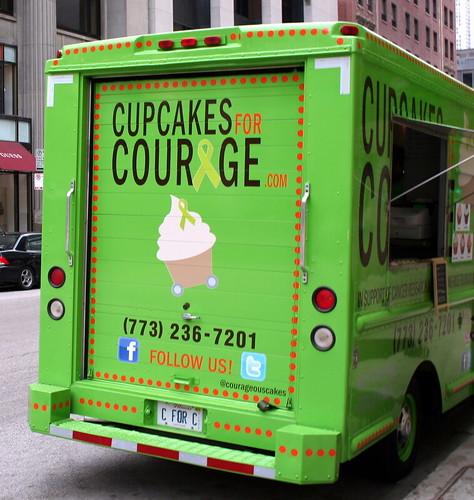 Cupcake Truck