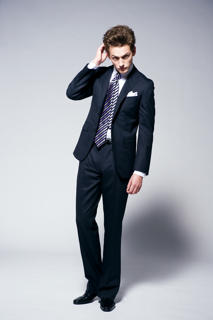 Jakob Hybholt0184_JOSEPH HOMME CLOTHING 2011 Spring-Summer Collection(Official)