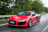 Rainy8 (Keno Zache) Tags: car canon photography eos photoshoot exotic bild audi panning luxury r8 keno sportwagen 400d zache