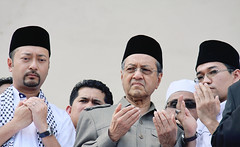 PhotoJournalism : Tun Dr. Mahathir Mohamad (ce...