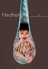Hey----isn't this a newborn pose? (HeatherLynn Photography) Tags: boy baby cute thing floating explore funniest fatty hanging knitted chubby lmao ever