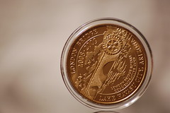 Tilted Coin - 15/365