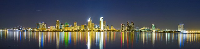 Fantastic San Diego Lights