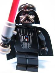 Lego TIE Fighter - Darth Vader (FranMoff) Tags: toys starwars fighter lego tie darth empire vader pilot 7263 oc388