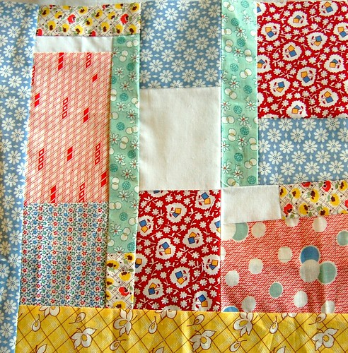 virtual quilting bee: october