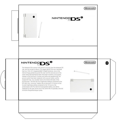 Related Keywords Amp Suggestions For Nintendo Ds Papercraft