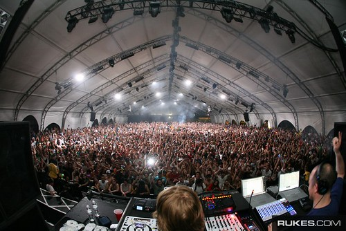Sasha and Digweed @ Coachella