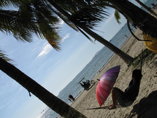 爷爷和废柴在沙滩上奔跑!!!?好开心!南下写真下篇! - yukikaze-yamap - 腐爛之地—