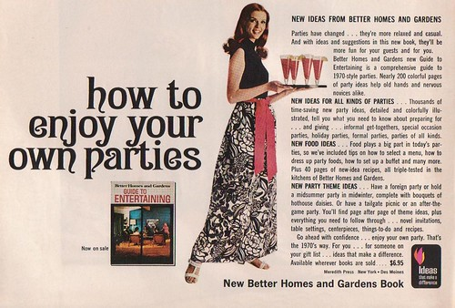 """Guide to Entertaining"""