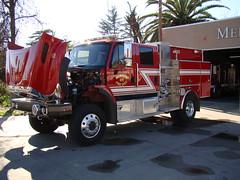 Meridian FPD -- 672 (El Cobrador) Tags: california fire district engine international ferrara meridian apparatus fpd