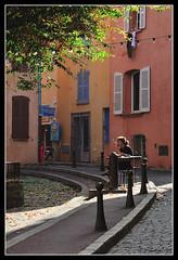 Cafe - Saint-Tropez