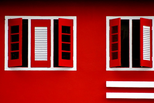 Red Windows