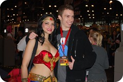 superwoman at ComicCon