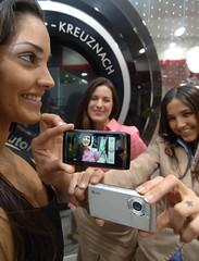 800만 화소 뷰티폰2(LG-GC900)