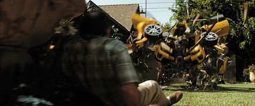 Transformers 2 trailer Bumblebee