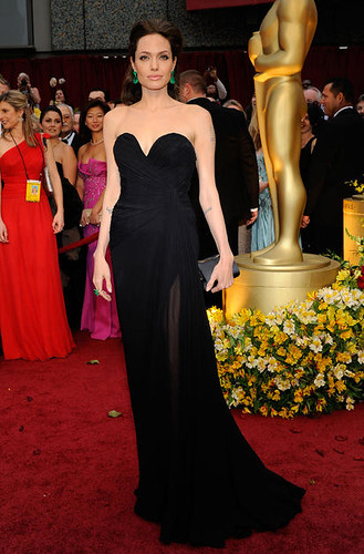 Angelina Jolie, Oscars 2009