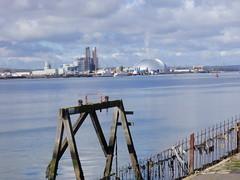 Sea scene Soton (Nasaw views) Tags: southampton fawley solentestuary
