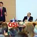 Con  Renato Santini e Carlo Faraci all' assemblea provinciale della Cisl